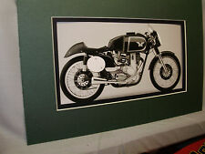 1962 Matchless G50 British    Motorcycle Exhibit  From Automotive Museum
