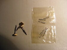 (100's) NOS VINTAGE TIMEX REPLACEMENT WATCH HANDS CROWNS & STEMS UNUSED PACKS