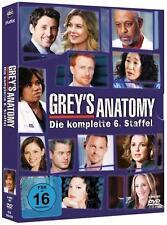 Grey`s Anatomy - Die jungen Ärzte - Staffel 6 (2011)