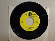 "RABBLE: Rising Of The Sun-Too Bad-Canada 7"" 1968 Trans World Record CO. TW-1692"