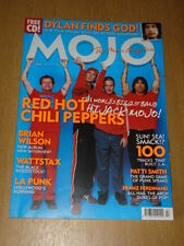 MOJO 2004 JULY RED HOT CHILI PEPPERS BRIAN WILSON DYLAN