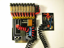 Ghostbusters Black Gizmo II and Daughterboard Kit Circuit Boards Belt Uniform