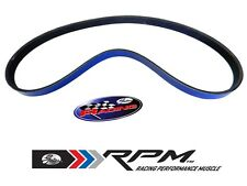 GATES RACING HIGH PERFORMANCE MICRO V-BELT / SERPENTINE BELT BLUE - K040372RB
