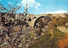 BR15659 Cerisiers en fleurs les 3 ponts ceret   france