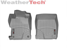 WeatherTech® FloorLiner - Honda Civic Sedan - 2012-2013 - 1st Row - Grey