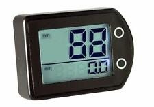 Waterproof GPS Speedometer Speedo Gauge  fits Motorcycle, car or boat
