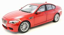 Paragon 97013 2012 BMW M5 (F10M) in Sakhir Orange 1:18 Scale Diecast
