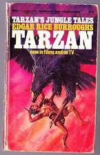 JUNGLE TALES OF TARZAN by Edgar Rice Burroughs - 1967 Four Square UK paperback
