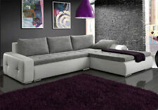 corner Sofa bed living room sleep option storage