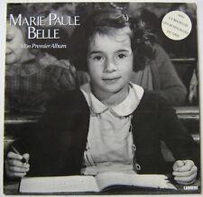 MARIE PAULE BELLE (LP 33T) MON PREMIER ALBUM