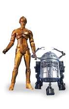 Star Wars 30th Anniversary Collection Concept R2-D2 & C-3PO Action Figure