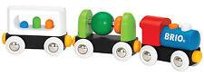 Brio MY FIRST RAILWAY TRAIN Baby/Toddler/Child Wooden Toy Train Set Tracks BN