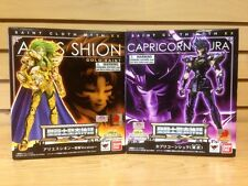 NEW BANDAI SAINT SEIYA MYTH CLOTH EX ARIES SHION AND CAPRICORN SURPLICE COMBO