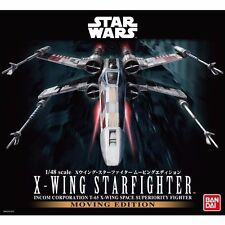 BANDAI 1/48 X-WING STARFIGHTER MOVING EDITION MODEL KIT STAR WARS from Japan