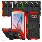HEAVY DUTY TOUGH SHOCKPROOF WITH STAND HARD CASE COVER FOR MOBILE PHONES + GUARD