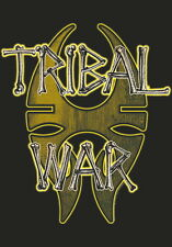 "SOULFLY FLAGGE / FAHNE ""TRIBAL WAR"" POSTER FLAG"
