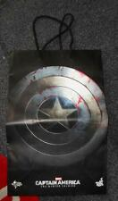 HOT TOYS  Hong kong Bag CAPTAIN AMERICA  STRIKE WINTER SOLDIER  Marvel