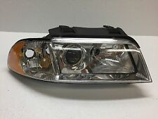 1998 1999 2000 2001 2002 audi a4 s4 xenon HID right OEM headlight