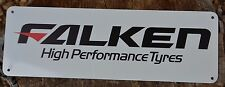 FALKEN TIRE SIGN ZIEX AZENIS WILDPEAK ADVERTISING LOGO TIRE SHOP