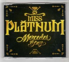 (HB164) Miss Platnum, Mercedes Benz - 2007 CD