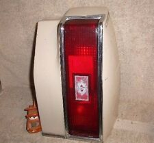 1981-82 OLDSMOBILE 98 TAIL LIGHT, RIGHT SIDE