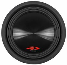 "Alpine Type-R SWR-10D4 10"" 3000 Watt Dual 4-Ohm Car Audio Subwoofer Sub SWR10D4"
