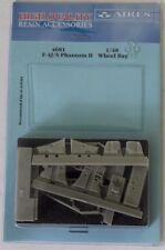 Aires F-4J /S Phantom II Wheel Bay Upgrade for Academy  in 1/48  4681  ST