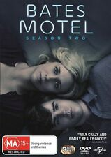 Bates Motel : Season 2 (DVD, 2015, 3-Disc Set) REGION 4