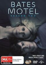 Bates Motel : Season 2 (DVD, 2015, 3-Disc Set)