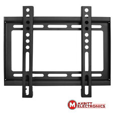 "23"" - 42"" LCD / Plasma TV Wall Mount Bracket - Full Fitting Kit Included !!"
