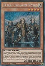 ♦Yu-Gi-Oh!♦ Frères Chevalier Noble/Knight Brothers : MP15-FR046 -VF/SECRET RARE-