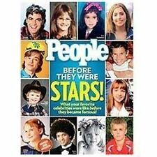 People Before They Were Stars!: What Your Favorite Celebrities Were Li-ExLibrary