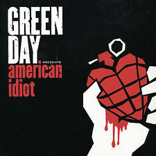 GREEN DAY - AMERICAN IDIOT VINYL - 2LP - BRAND NEW & SEALED