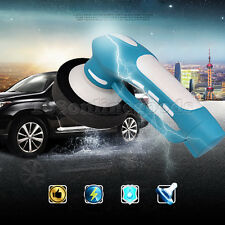 Waterproof  Car polishing waxing cleaning machine Handheld Electric Scrubber UK