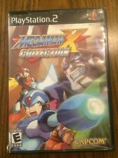 Mega Man X Collection (Sony PlayStation 2, 2006) Black Label