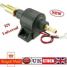 Electric Universal Fuel Pump 12V Car Diesel Petrol Bio Facet Posi Flow Style P25