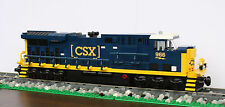 Custom Lego CSX ES44AC train engine