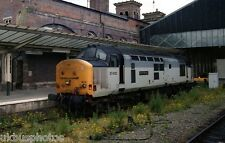 British Rail 37402 Bont Y Bermo Chester Rail Photo