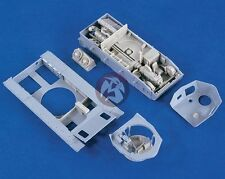 Verlinden 1/35 German Panzer IV Tank Interior Detail Set WWII (for Dragon) 2324