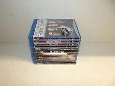 LOTTO BLUE RAY-11 FILM-HARRY POTTER-IL SIGNORE DEGLI ANELLI-IL GRINTA....----F25