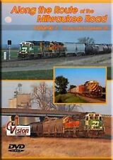 Along the Route of the Milwaukee Road DVD C Vision