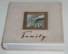 "FAMILY Photo Album 6"" x 4"" Holds 100 photos - *NEW* Gift"