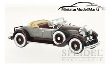 #46520 - NEO Packard 640 CUSTOM EIGHT ROADSTER-ROSSO SCURO/GRIGIO - 1929 - 1:43