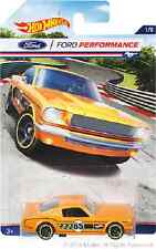 HOT WHEELS FORD PERFORMANCE ☆ '65 MUSTANG 2+2 FASTBACK ☆ CARDED 2016 ☆ #01/08