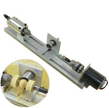 Mini Lathe 19VDC Micro Beads Lathe Machine Mini Drill Rotary Tool Beads Machine