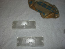 NOS Mopar 1966 Dodge Polara Park Light Lenses