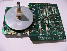 Turntable DC Direct Motor MC944GF and Driver Board MDC944F Parts Vintage Restore
