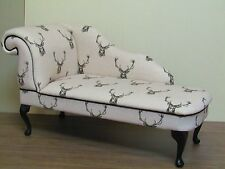 Stags Chaise Longue