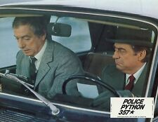 YVES MONTAND FRANCOIS PERIER POLICE PYTHON 357 VINTAGE PHOTO D'EXPLOITATION N°3