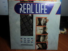"Real Life ""Face To Face"" Scarce Oz PS 7"""